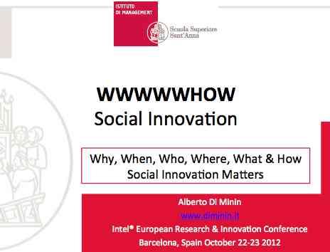 WWWWWWHOW Social Innovation