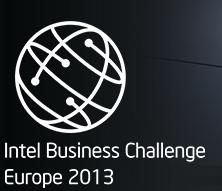 Intel Business Challenge Logo