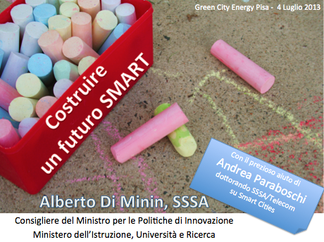 Smart Cities in Pisa