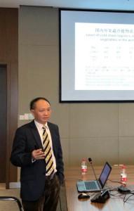 Prof Li Zhengguo