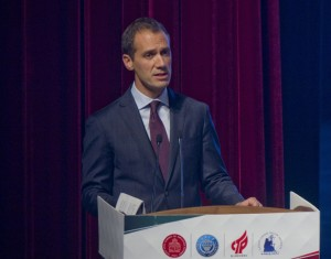 The message of Consul General Filippo Nicosia